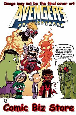 Avengers #675 (2018) 1St Printing Skottie Young Variant Cover Bagged & Boarded