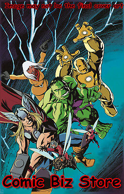 Avengers #675 (2018) 1St Printing Avengers Variant Cover Bagged & Boarded