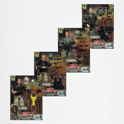 "NEW 1:6 World Peacekeepers - 12"" Figure 90200 Assorted"