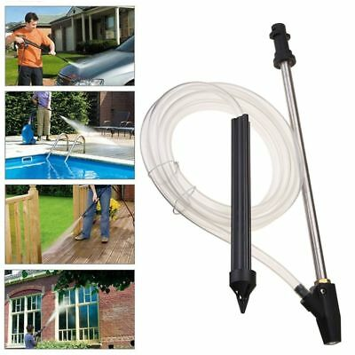 Sand And Wet Blasting Kit Pressure Washer Gun With Nozzle 275cm Tube Karcher K