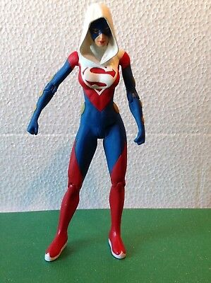 Dc Direct Collectibles New Krypton Series Supergirl Superwoman Figure
