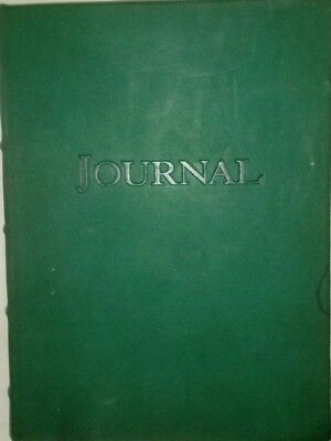 Authentic Levenger Journal 9.25 x 7