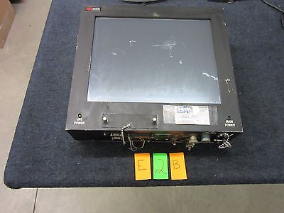 Drs Esi Military Ruggedized Tactical Ilcsd-18 Rcs-1 Computer Win 2000 For Parts