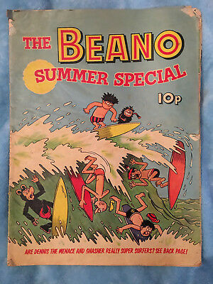 The Beano Summer Special 1972
