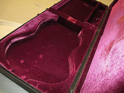 1971 GIBSON SG STANDARD CASE - made in USA