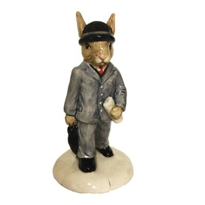 Businessman - Bunnykins Royal Doulton Figurine