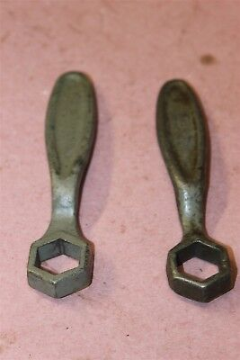 """South Bend Model A 9"""" Lathe Tailstock Wrench 55NK1 (( select 1 per LOT ))"""