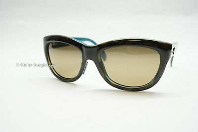 NEW Maui Jim KANANI Tortoise/ Blue (HCL Bronze Lens) Polarized Women's Sunglass