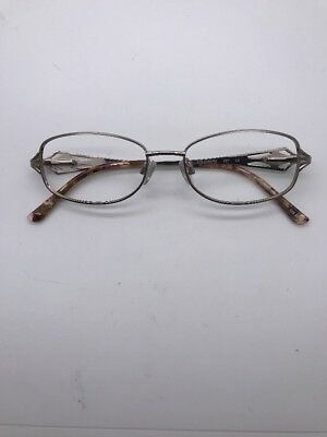 NEW SOPHIA LOREN eyeglass frames eye glasses soft brown M86 zyloware ...
