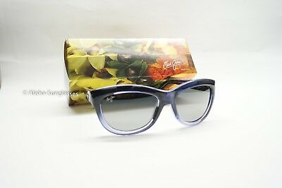 NEW Maui Jim KANANI Twilight Fade / Neutral Grey Polarized Women's Sunglass