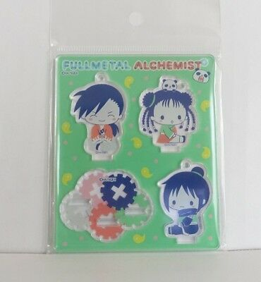 Fullmetal Alchemist Sanrio - Stand UP Acrylic Mascot: Xing Country