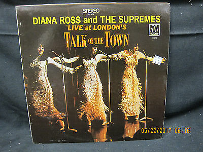 Diana Ross and the Supremes Live at London's Talk of the Town - Motown  1968