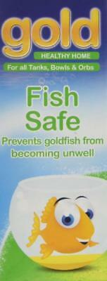 Interpet Gold Fish Safe Treatment Water Conditioner Filter Bacteria Ph Buffer