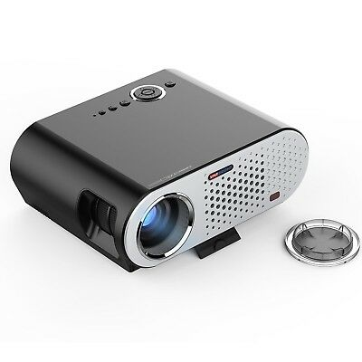 Vivibright GP90 Portable Projector LED LCD 3200 Lumens 1280*800 Support 1080P...