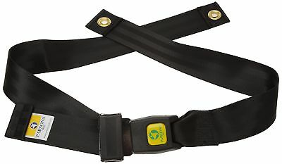 Patterson Medical Auto Buckle Wheelchair Belt with Screw Attachment (Eligible...
