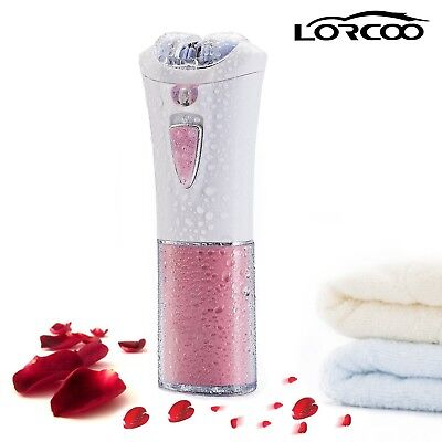 Lorcoo Cordless Lady Epilator Smooth and Silky Full Body Personal Care Hair R...