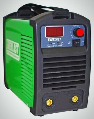 PowerArc Stick TIG Welder Compact Portable Carry Case Electric AC Power Tool