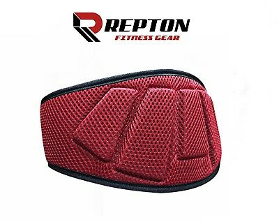 REPTON Neoprene Weight Lifting Body Building Fitness workout double support belt