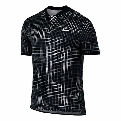 Nike Court Advantage Printed Polo (#801702-010)