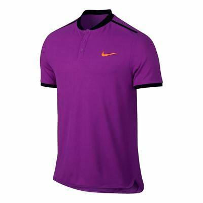 Nike Advanced Solid Pique Polo (#830839-584)