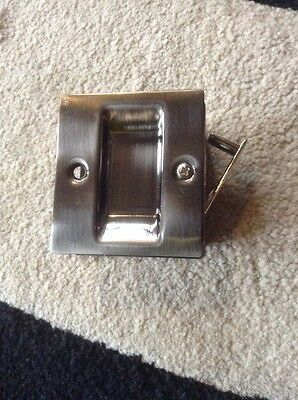 pocket door handle