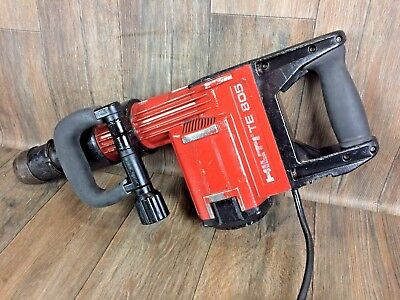 HILTI-TE 805 Demolition Hammer Drill Demo Jack 1500 1000 800 905 AVR Amp