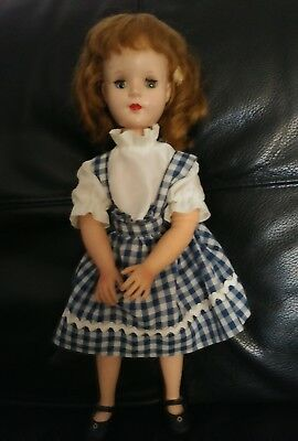 Vintage AMERICAN CHARACTER DOLL SWEET SUE WALKER