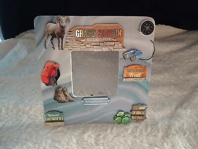 Grand Canyon Photo Frame New In Box Holds 4 X 6 Photo 1389