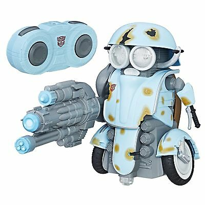 Transformers The Last Knight Autobot Sqweeks Toy Brand New Kids Christmas Gift