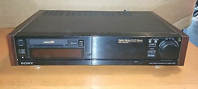 Sony EV-S3000 Hi8 editing VCR - working well