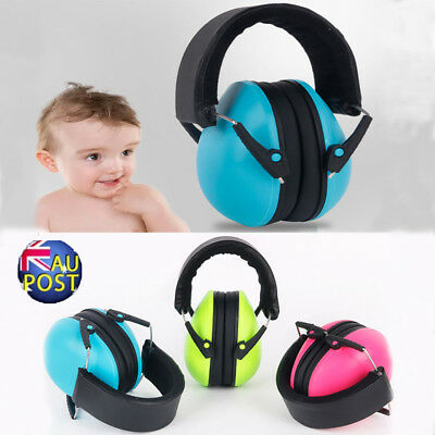 Earmuffs Hearing Protective Ear Muffs Comfortable Noise Reduction for Infant  MN