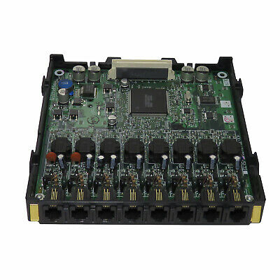 Panasonic TDA30 DLC8 8-Port Digital Extension Card (KX-TDA3172) - Used