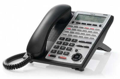 NEC SL1100 IP4WW-24TXH-B-TEL (BK) Digital Phone (4427101) - Refurbished