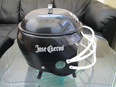 Jose Cuervo Football Helmet BBQ Grill! Brand New! Rare! Tailgating Man Cave