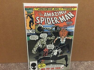 Amazing Spider-Man 283 NM High Grade Combine Shipping Marvel Comics