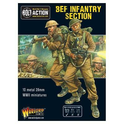 Warlord Games - Bolt Action - British BEF Infantry Section