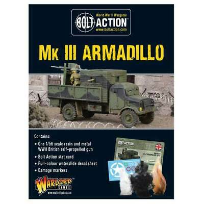 Warlord Games - Bolt Action - Armadillo Mk III Improvised Vehicle