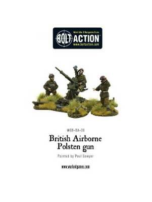 Warlord Games - Bolt Action - British Airborne Polsten Gun