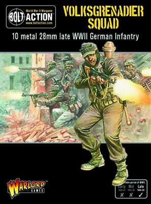 Warlord Games - Bolt Action - Volksgrenadiers (10 Models)