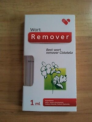 Wart Remover Maximum Strength Wart Removal Facial Treatment Acid Plantar HPV