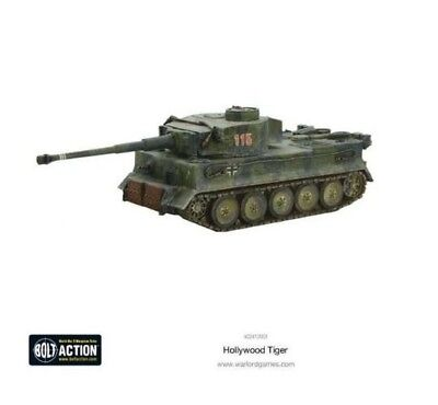 Warlord Games - Bolt Action - Hollywood Tiger