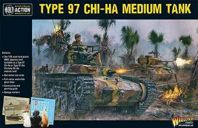 Warlord Games - Bolt Action - Japanese Chi-ha tank