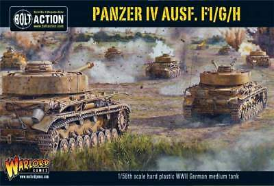 Warlord Games - Bolt Action - Panzer IV Ausf. F1/G/H Medium Tank