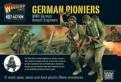 Warlord Games - Bolt Action - German Pioneers (Sturmpioniere) [31]