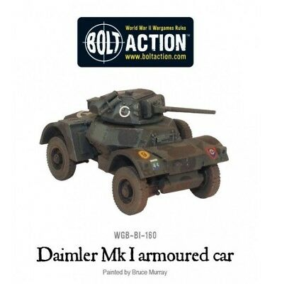 Warlord Games - Bolt Action - Daimler Armoured Car