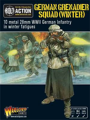 Warlord Games - Bolt Action - German Grenadiers in Winter Clothing (10)
