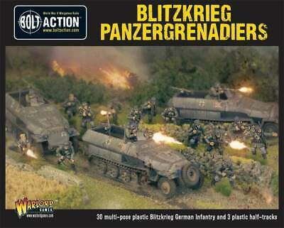 Warlord Games - Bolt Action - Blitzkrieg Panzergrenadiers (33)