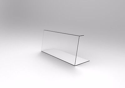Acrylic Perspex Sneeze Guards - 900mm Wide Bakeries Cafe Free Postage SALE!!!!!