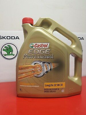 **Deal Price** Castrol Edge Professional 5W30 Fully Synthetic 5L Zgb15B19Ell35L