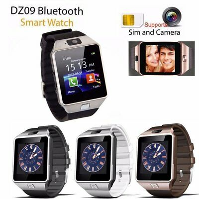 Bluetooth Smart Watch Phone Mate Touch Screen for IOS Android IPhone HTC Lot P2